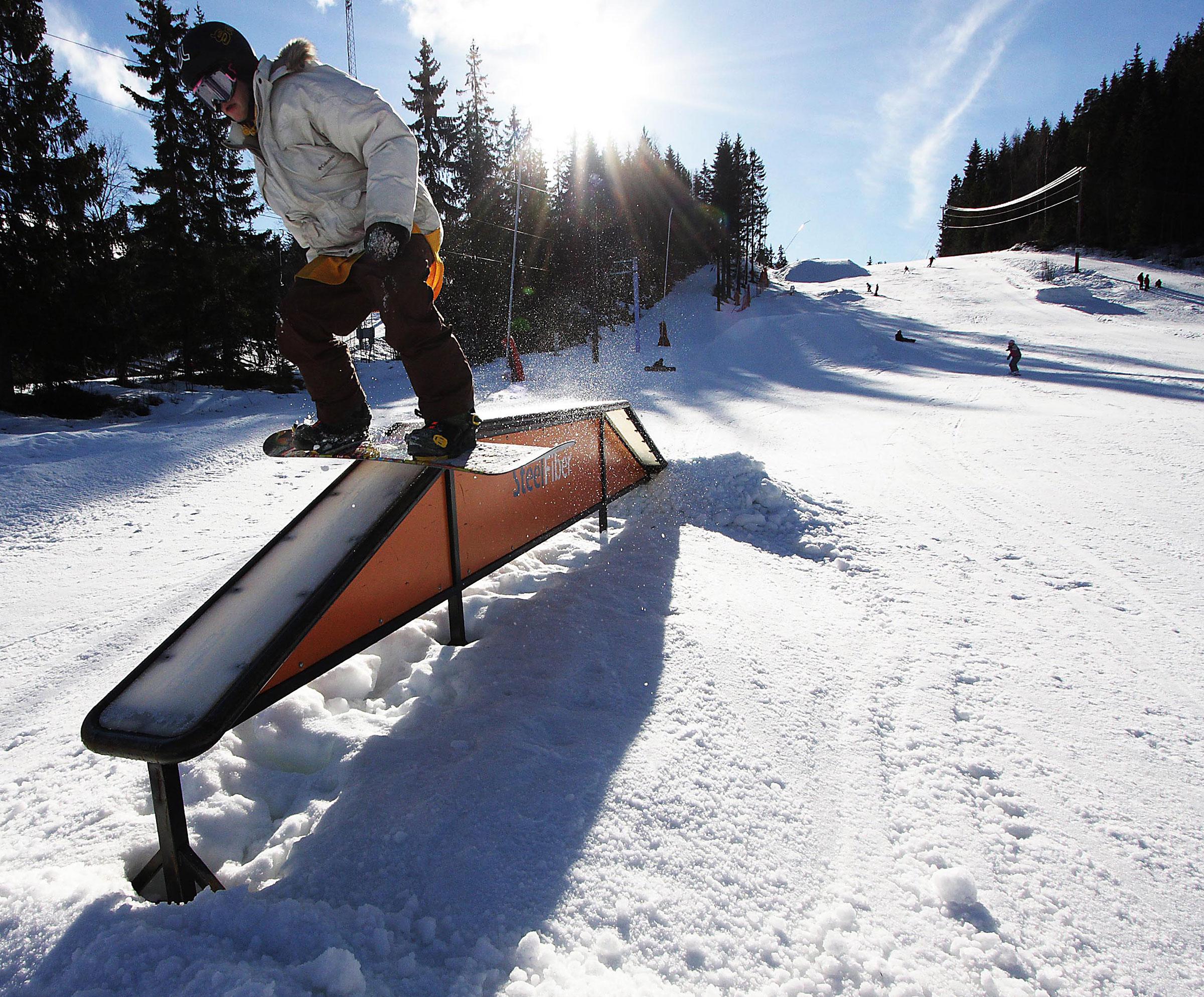 Oslo Ski Center