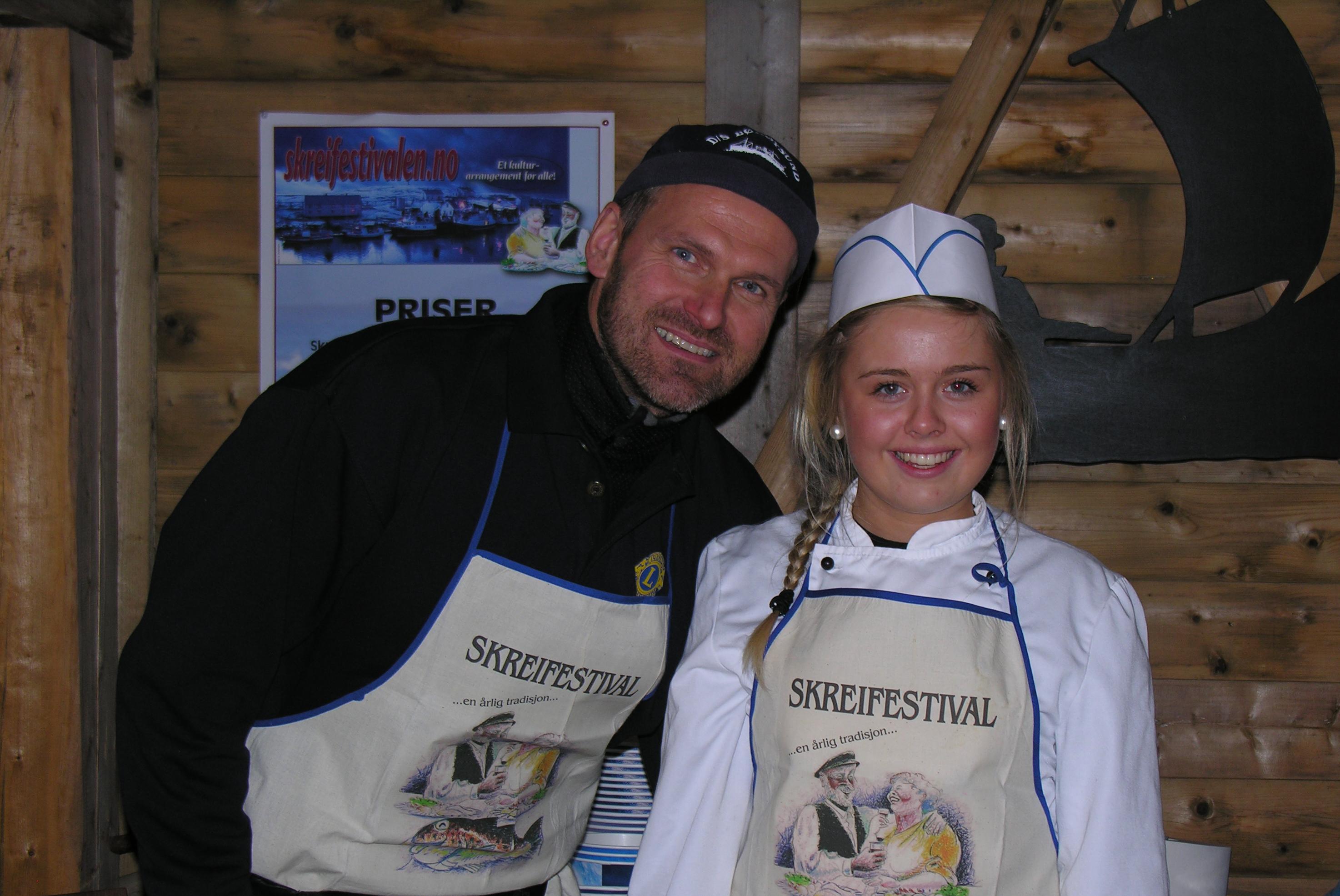 Skreifestivalen; mat og kulturfestival