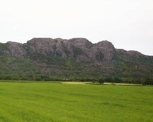 Rusaset mountain