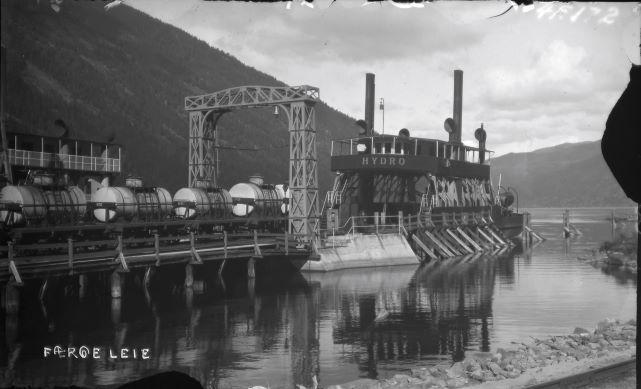 75 års markering for senkingen av D/F Hydro under 2. verdenskrig