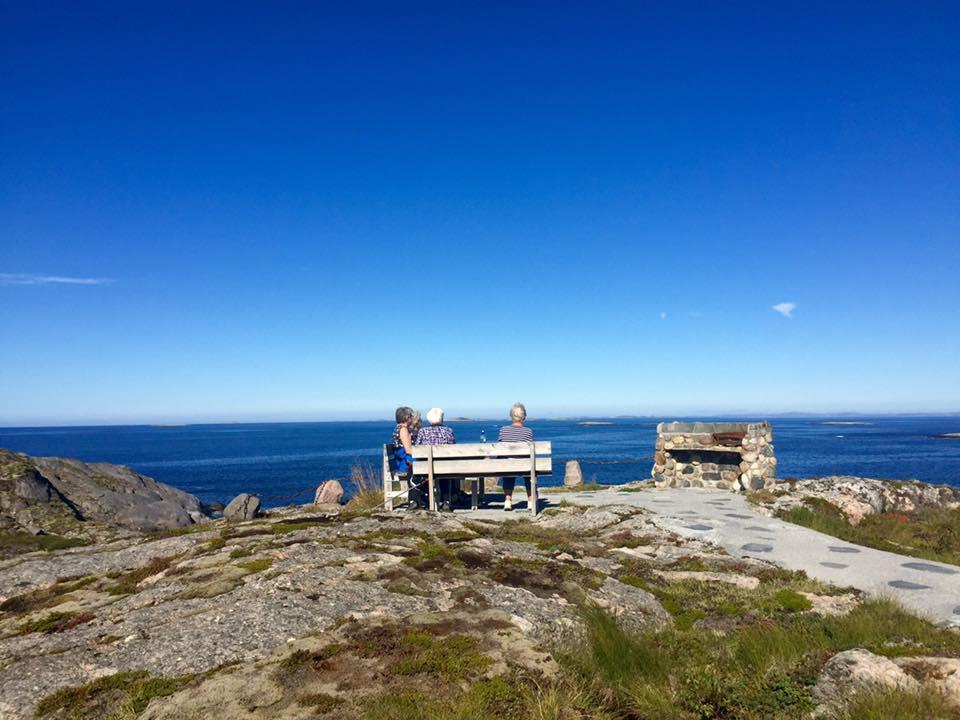 Rakkavika fiskeplass og tursti