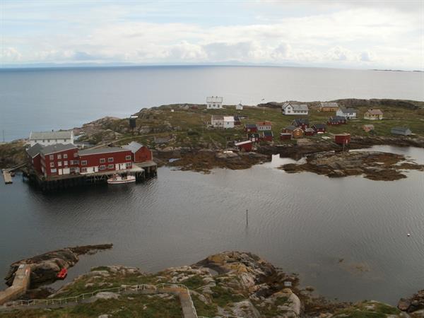 The Fishing Village Halten