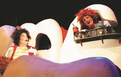 Riksteatret: Karius og Baktus