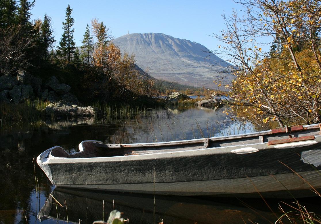 Gaustatoppen kan vel sies å være Norges vakreste fjell? , © Asbjørn Torgersen