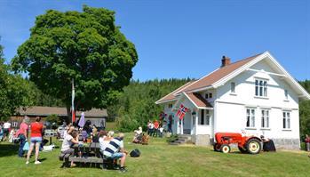 80709e49 Rømskog Rural Museum - Kurøen in Rømskog is open