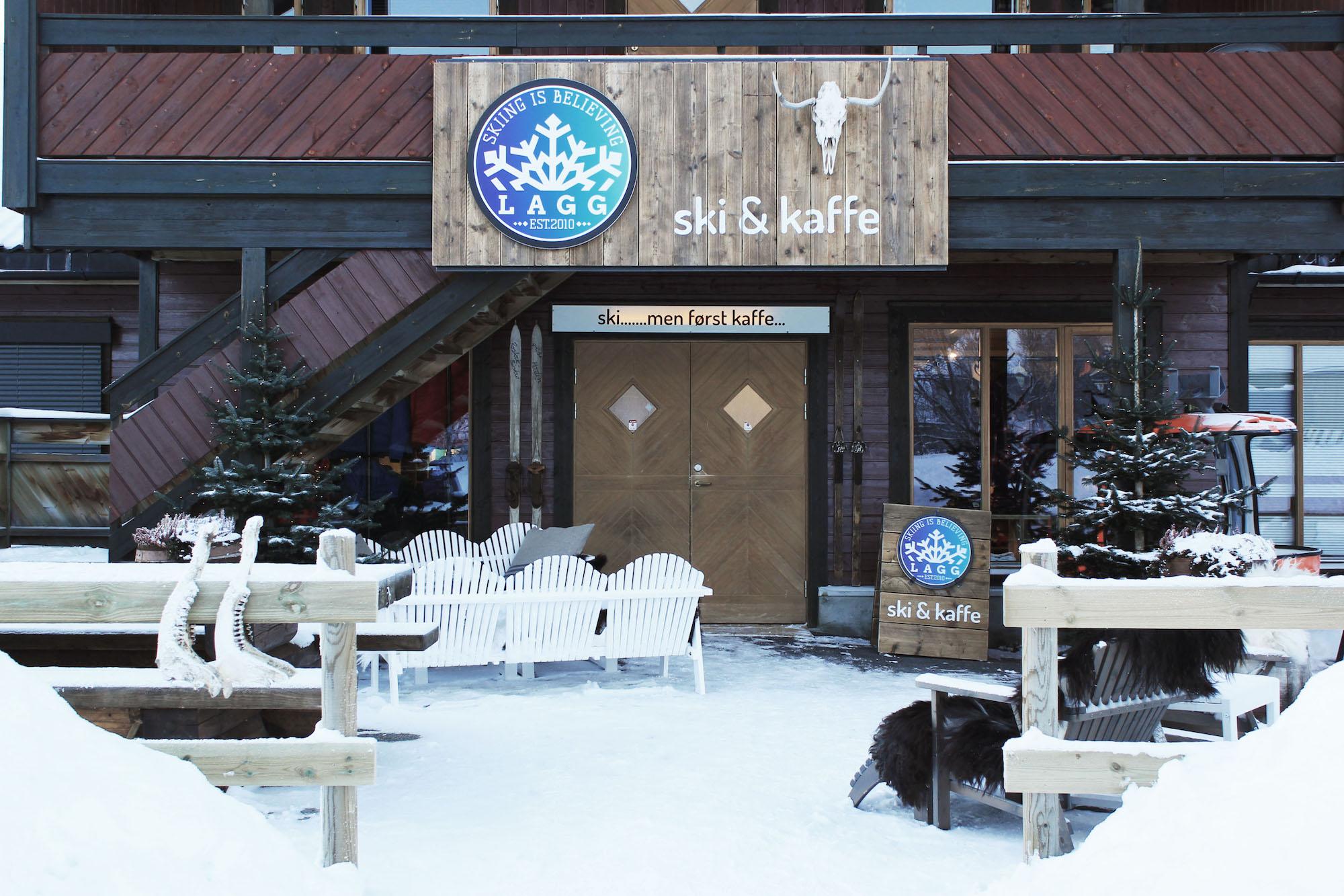 LAGG ski&kaffe