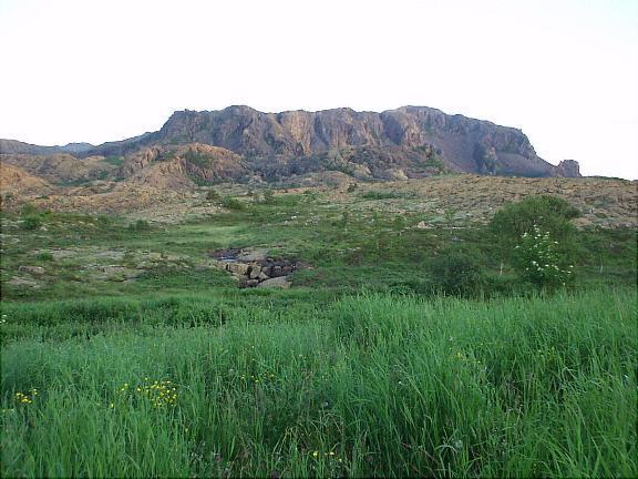 Ørnerovet på Hagafjellet