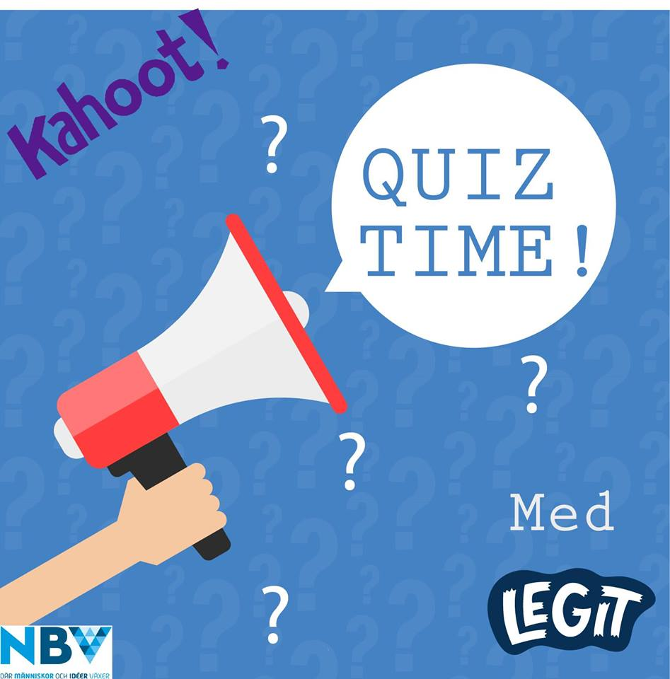 Quiz med LEGIT
