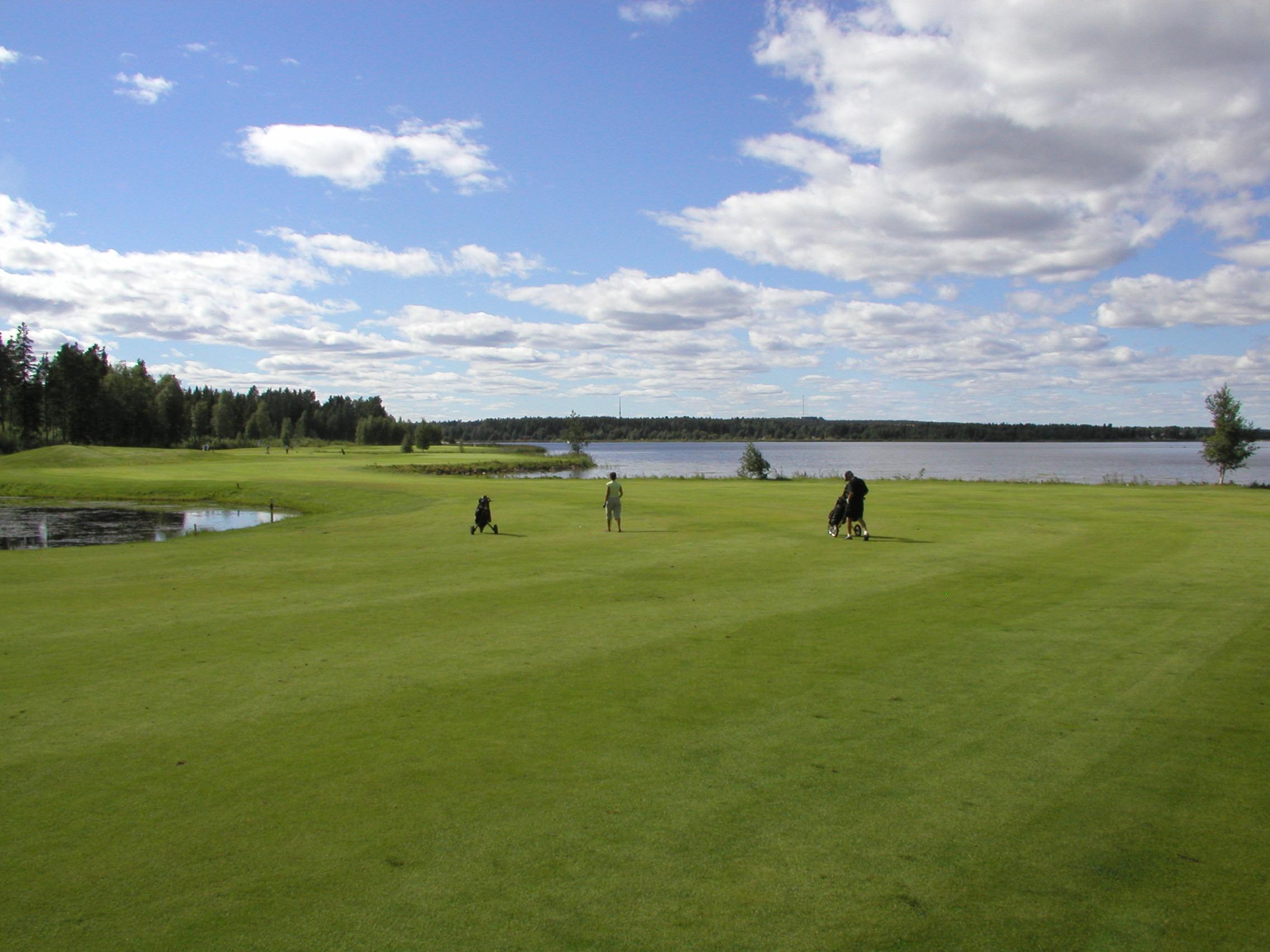 Golfbanan Piteå Golfklubb