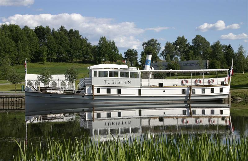 14549179 D/S Turisten, Båttur på Haldenkanalen