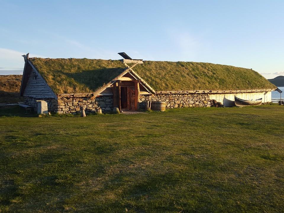 Janheim - jernaldergården på Jøa