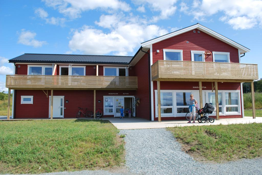 Hauganfjæra Camping - leiligheter