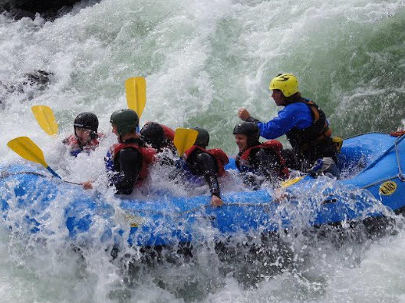 Dagali Opplevelser Rafting