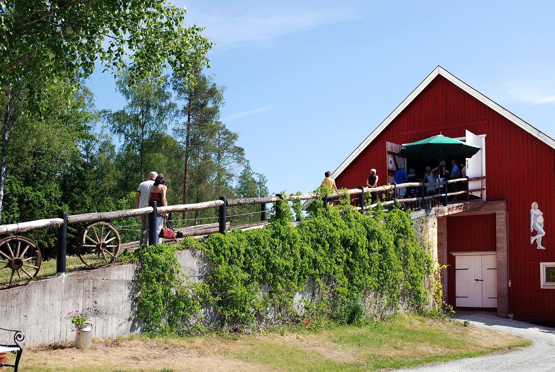 Galleri Rønningen i Kilebygda i Skien