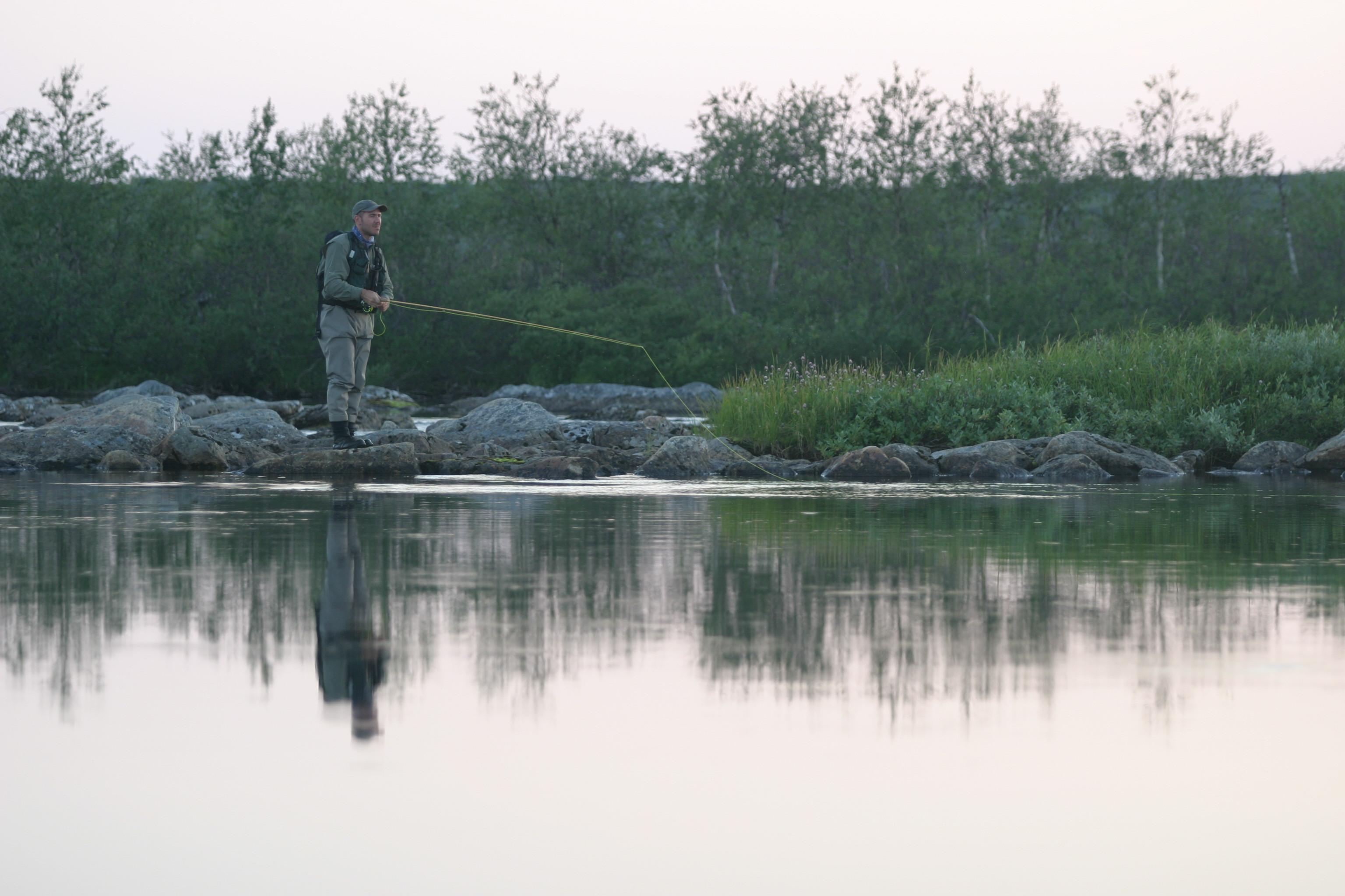 Fiske, Örjan