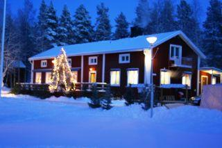 Fagervik winter view