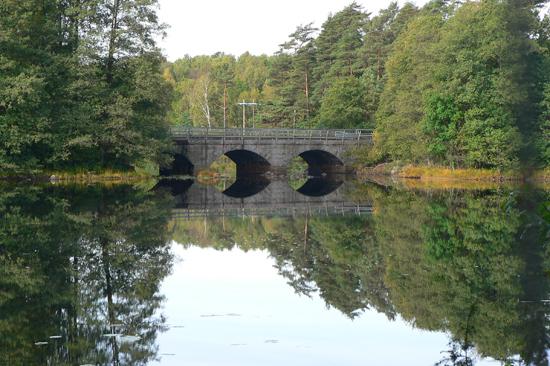 Vandra i vackra Simlångsdalen