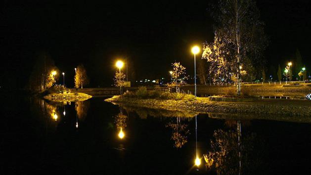 Kanalen, PK