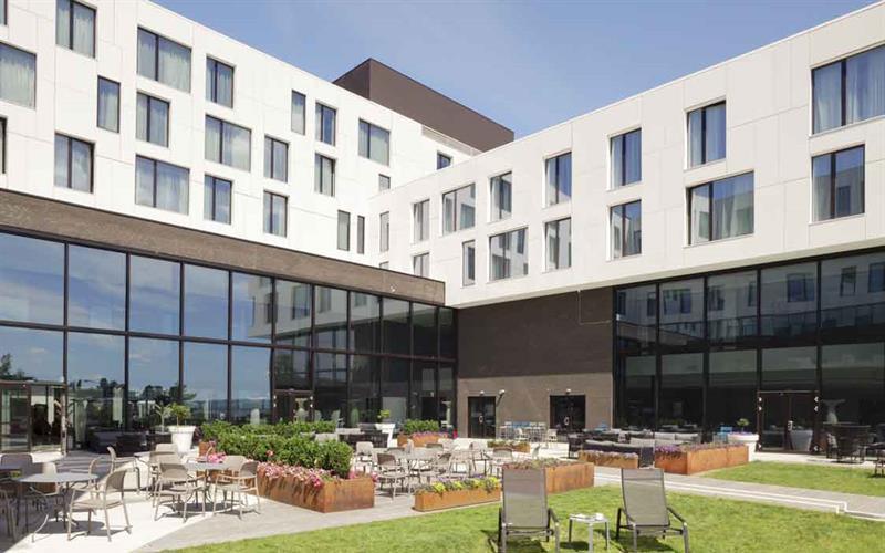scandic hotell fornebu