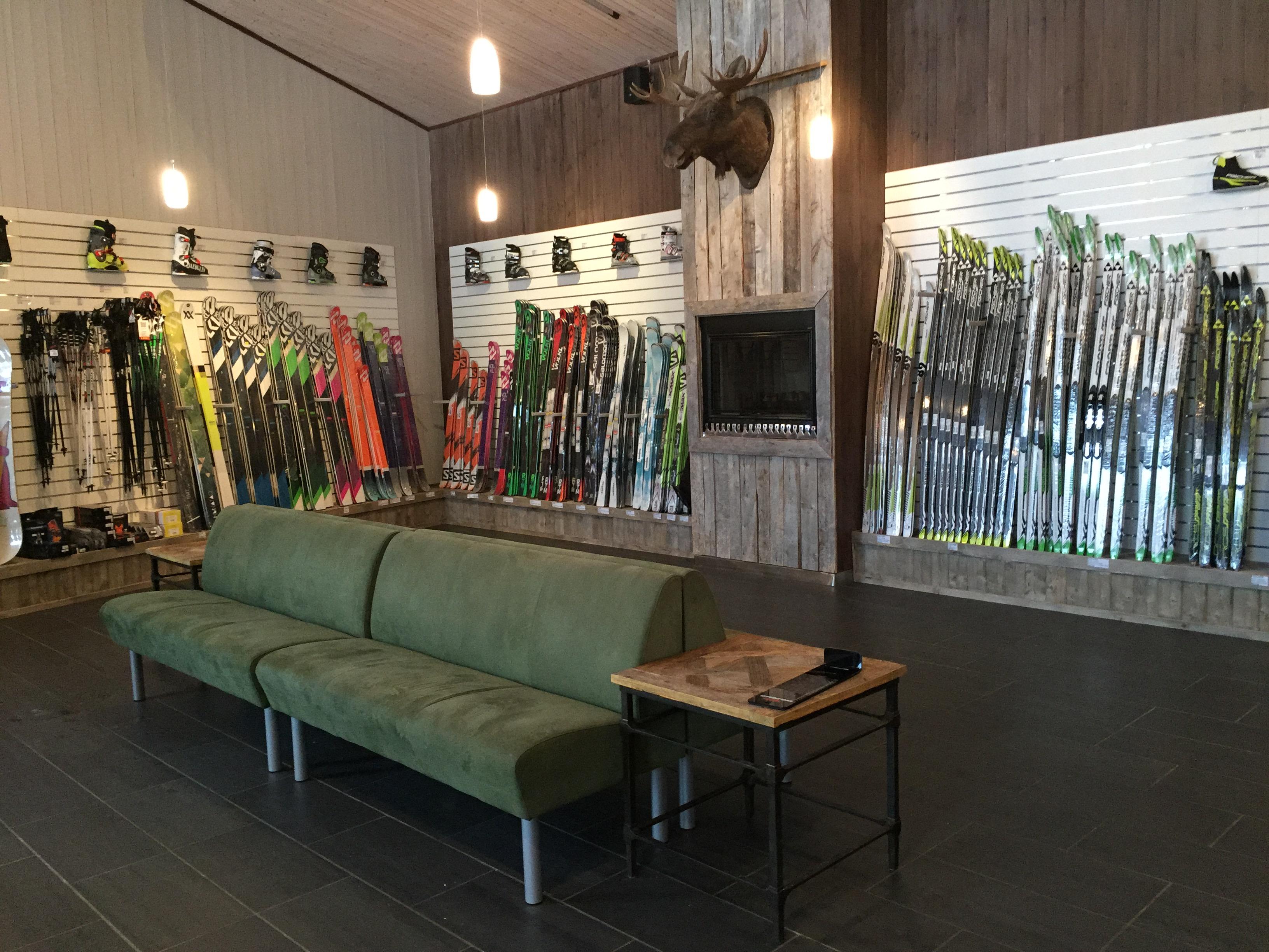 Skishop Hovden Alpinsenter