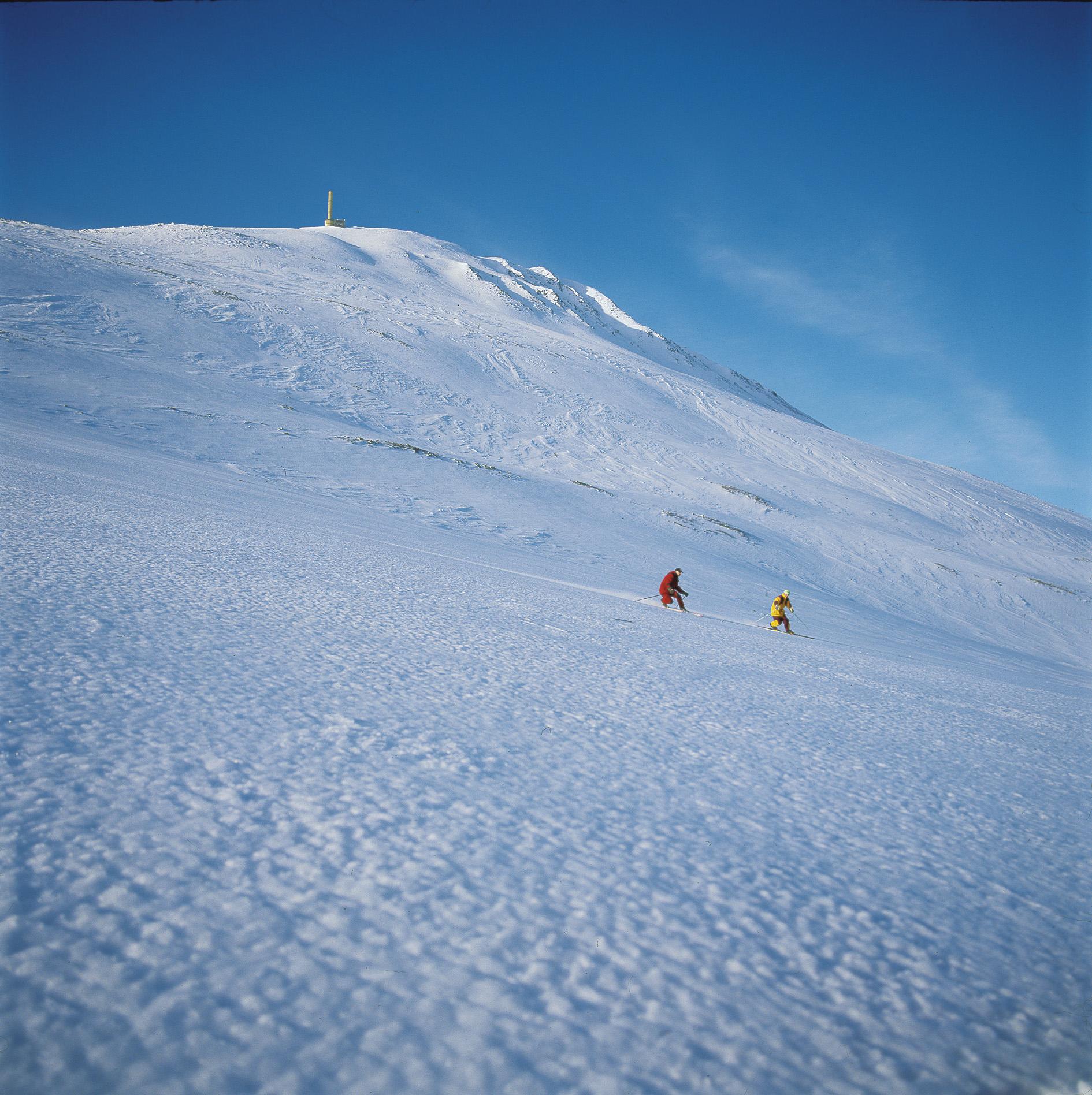 Snøskred er ikke noe du bestemmer over selv. De inntreffer når du minst venter det, ofte også når du minst ønsker det.  , © visitRjukan AS
