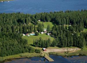 Flyg foto, Piteå Kommun