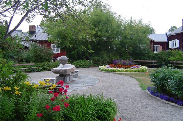Solanderparken, Solanderföreningen