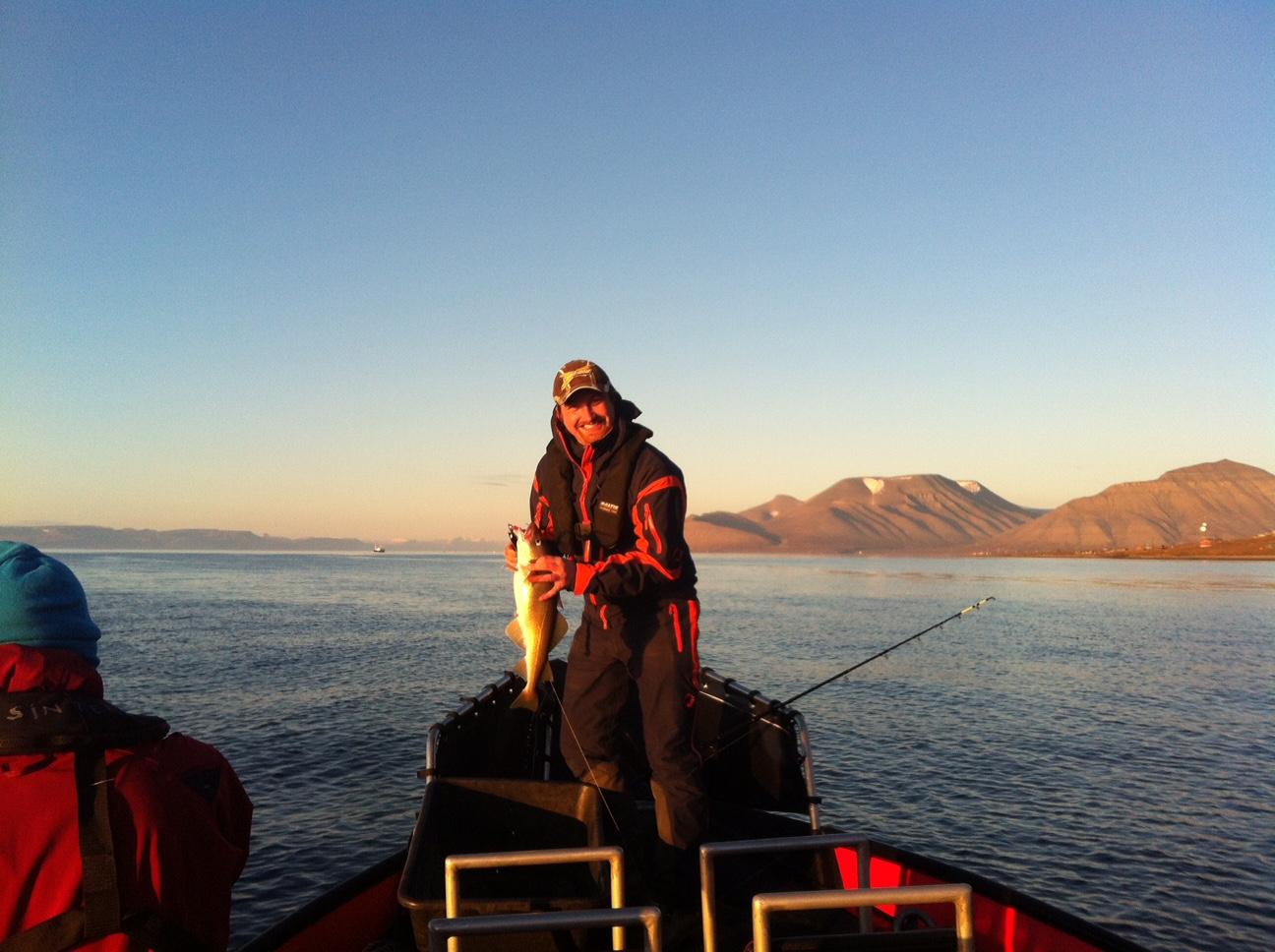 Arktisk havfiske