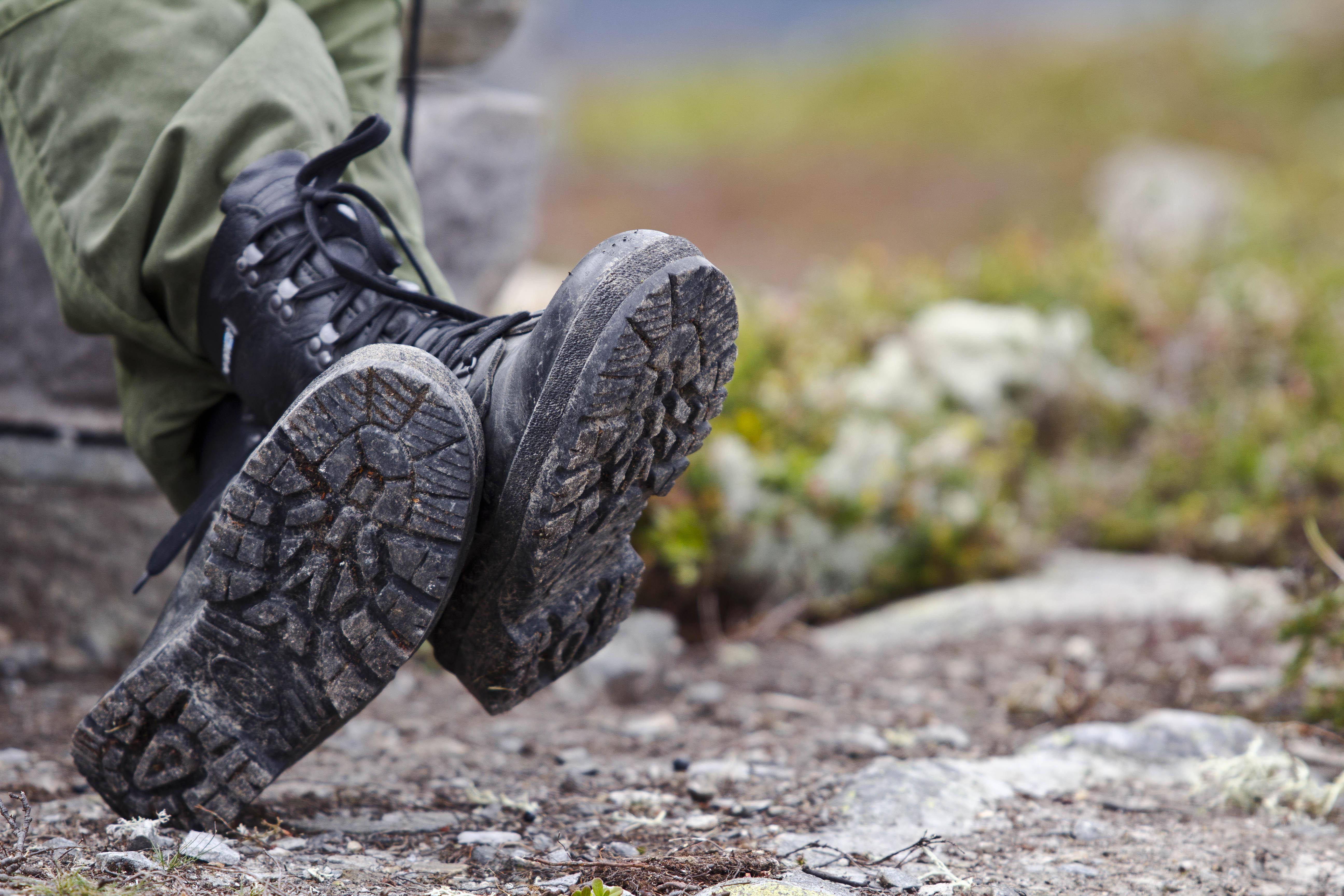 Hardangervidda er flott for vandring på sommerstid og langrenn på vinteren , © Guro Lien