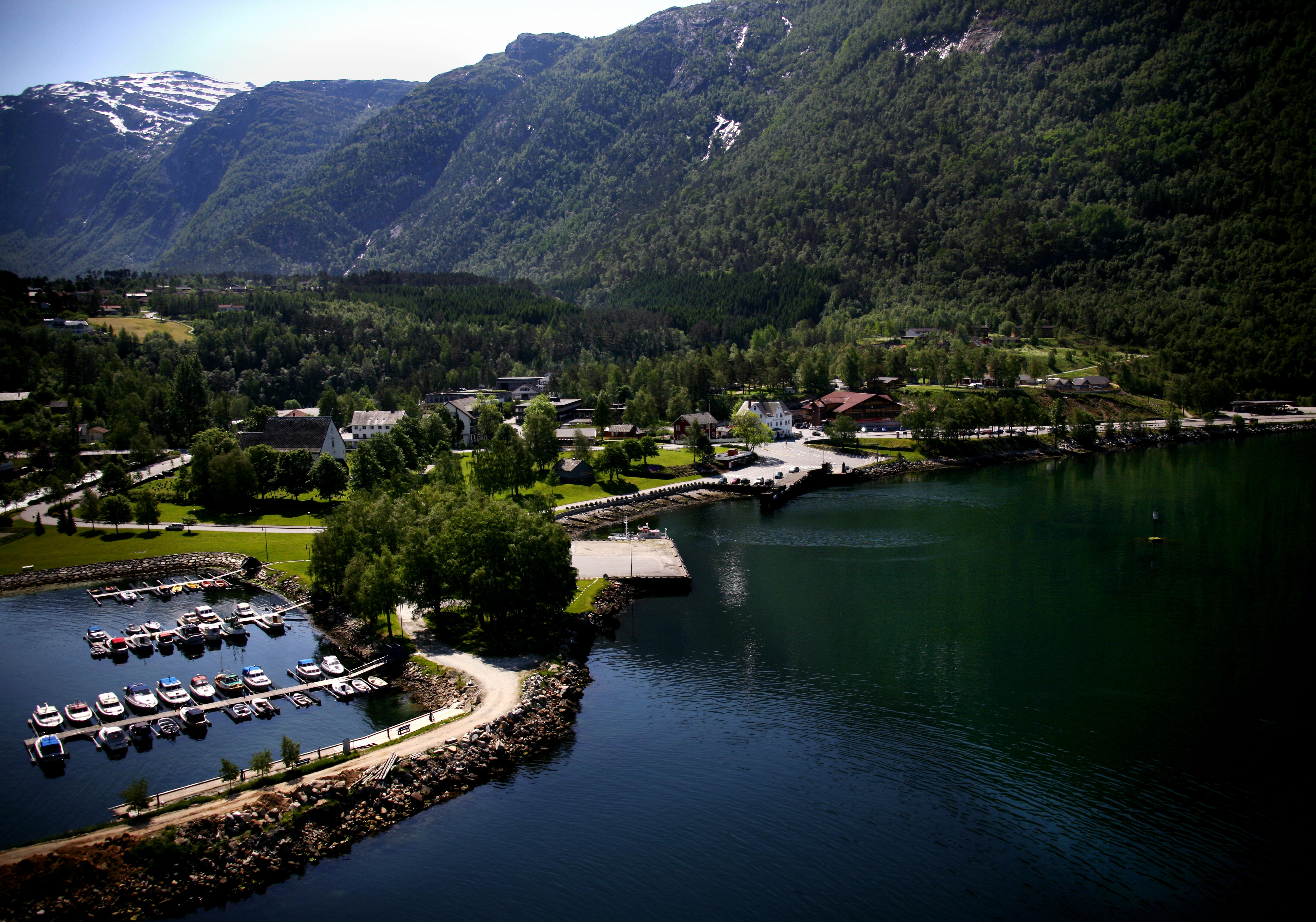 Kinsarvik, © Kinsarvik camping