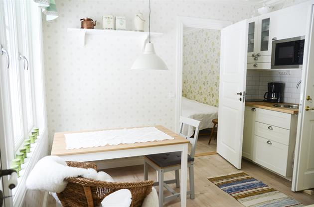 Small kitchen