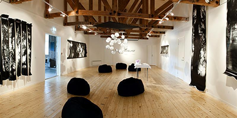 Saga - centre for photography - the gallery. Copyright: Saga