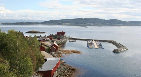 Skarnsundet Fjordsenter.