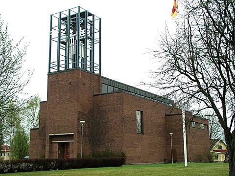 Norrfjärdens kyrka