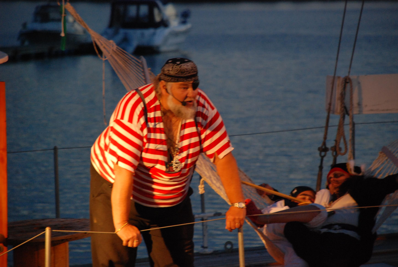 Piratshow , © Norsjø Ferieland
