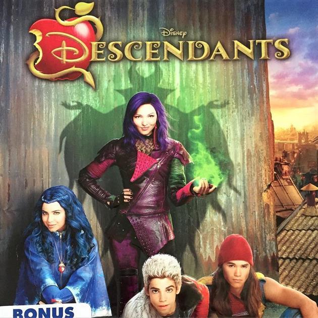 Descendants återkomsten