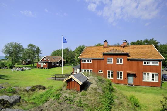 Kuggaviksgården, Åsa Vandrarhem STF, ett smultronställe på västkusten i Halland