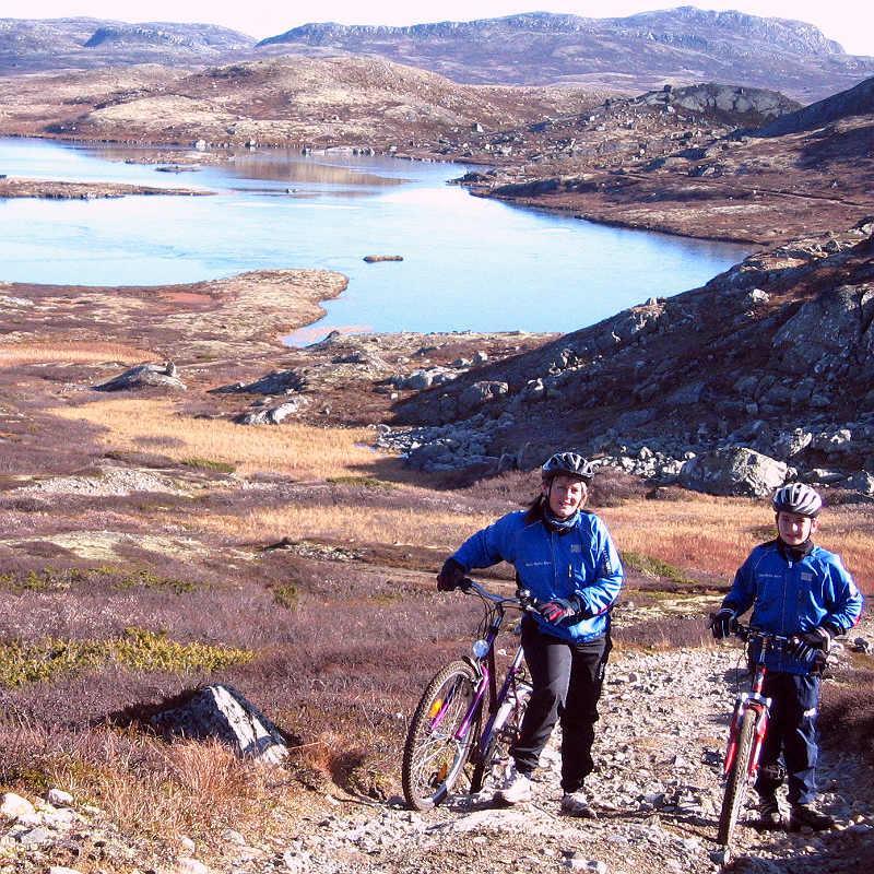 Sykkeltur Imingfjell