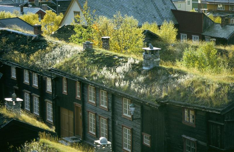 Häuser zur Besichtigung  in Sleggveien
