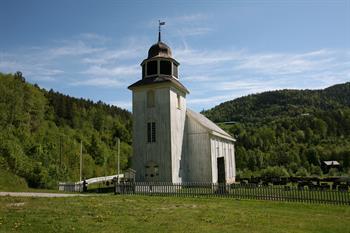 Familiegudstjeneste i Hovin kyrkje
