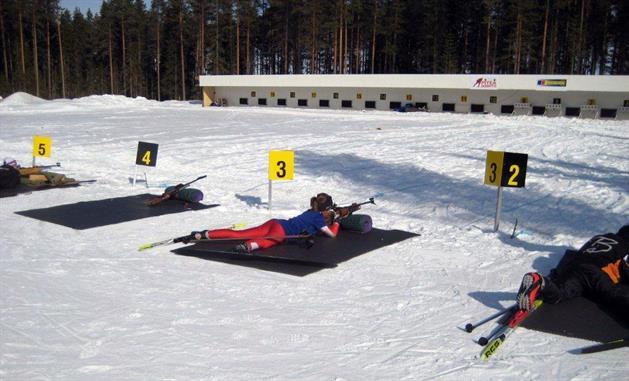 Skidskyttestadion, Piteå Kommun
