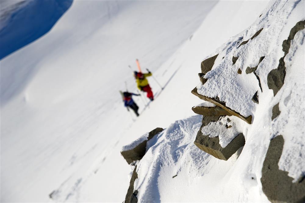 Weeken ski trip