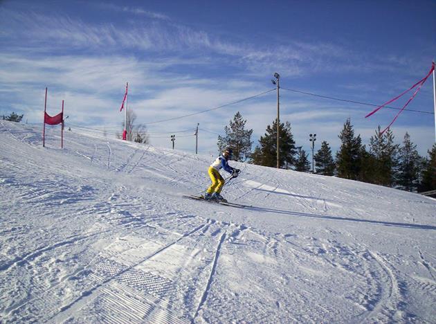 Bild från Kustcupen