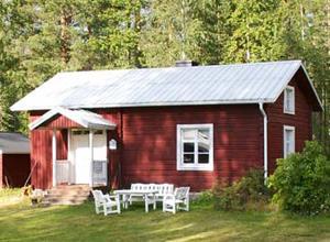 Hütte, Stormyrbergets lantgård