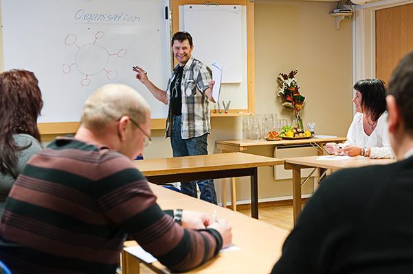 Sikfors-konferensrum interiör