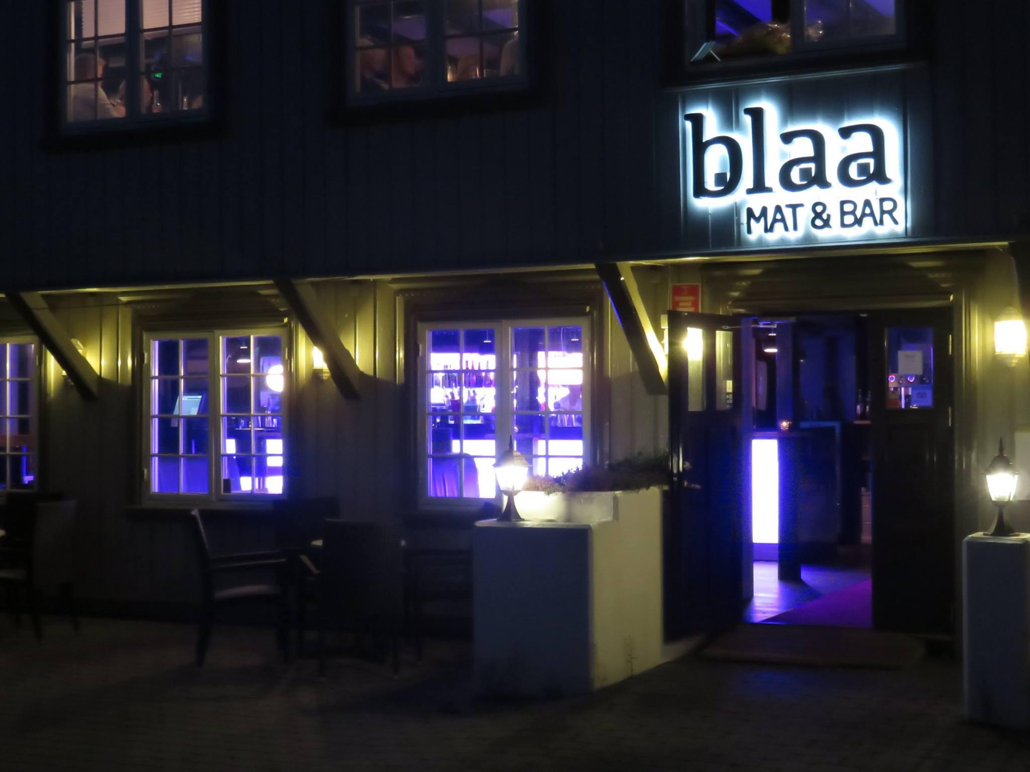 © Blaa Mat og Bar