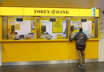 Norway Currency Exchange In Oslo -