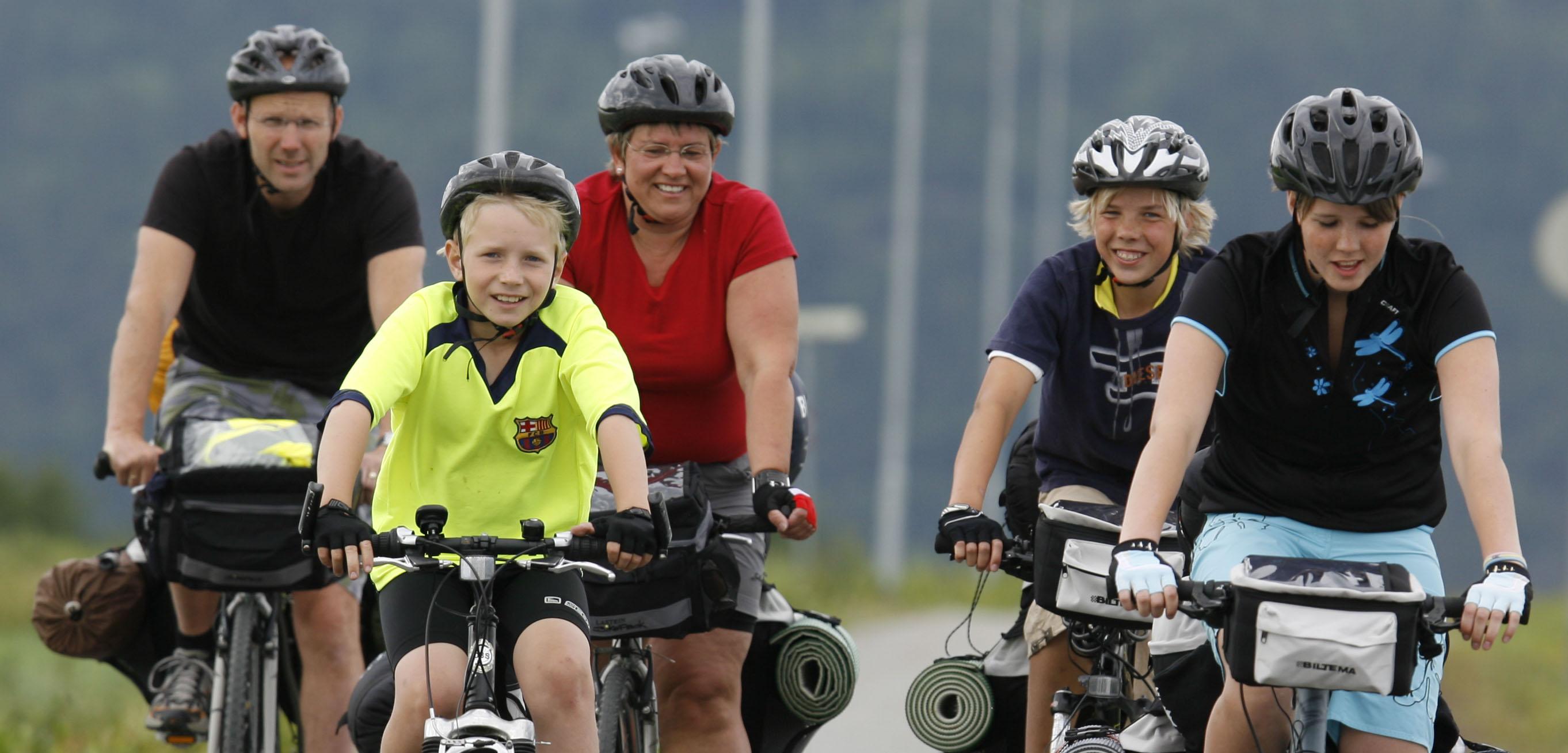 Mange sykkelturforslag på Innherred