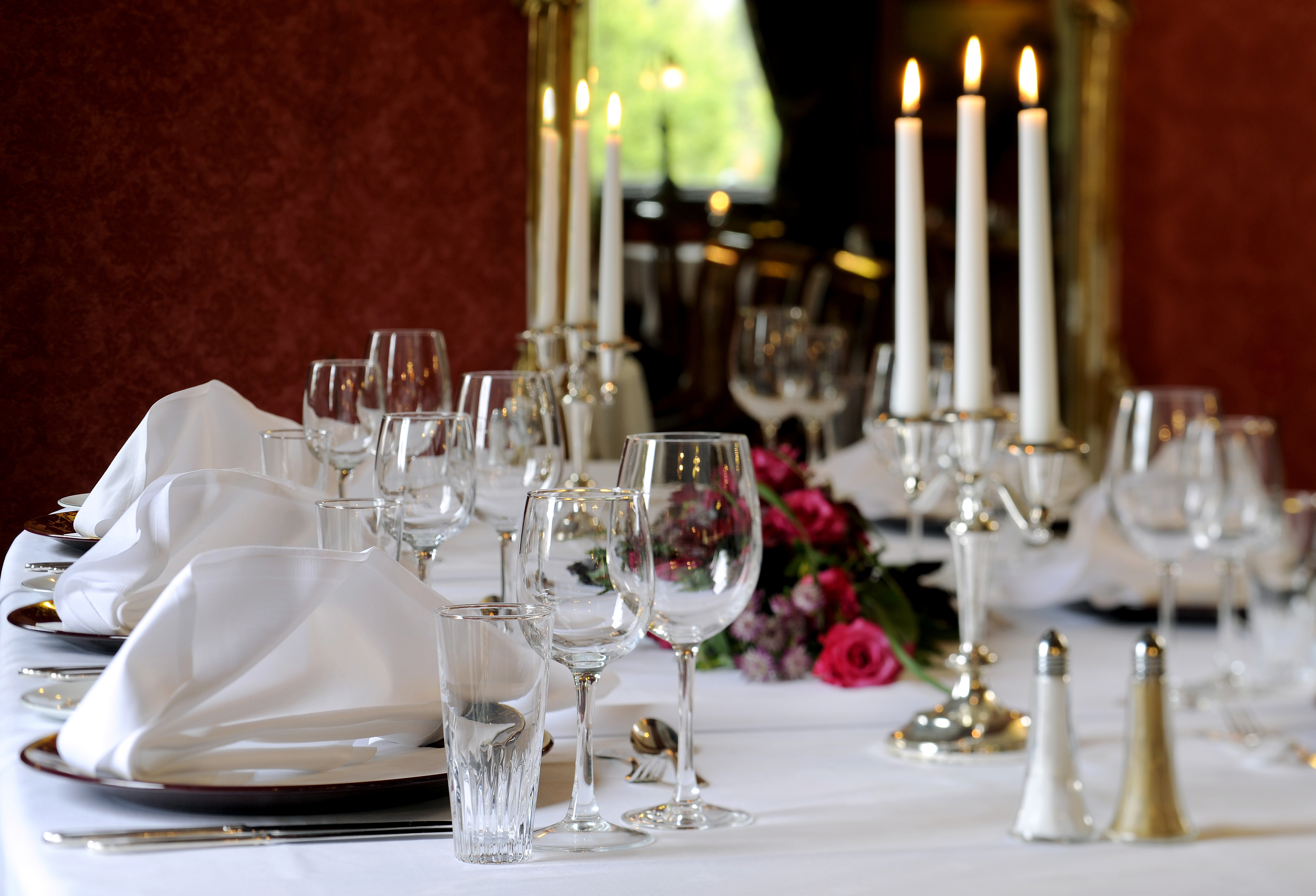 Good food and nice atmosphere at Thon Hotel Høyers , © Thon Høyers Hotel