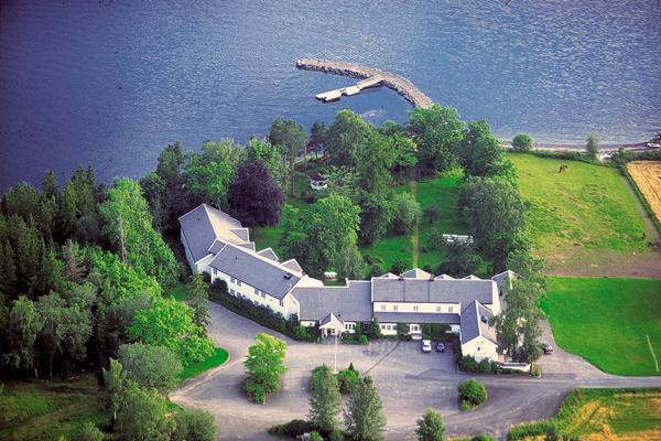 Jægtvolden Fjordhotell.